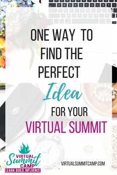 Virtual Summit Idea: People often ask how I get ideas for all the virtual summits I run. Well there are several ways that you can find an idea that is great. But one of my favorite ways of finding a great idea is using good old Google.  All you need to do is go to google.com and check for an idea that you may be thinking about, maybe something that you are interested in.
