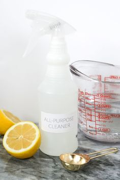 DIY All-Purpose Cleaner