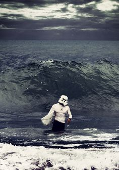 THE SURFING TROOPER