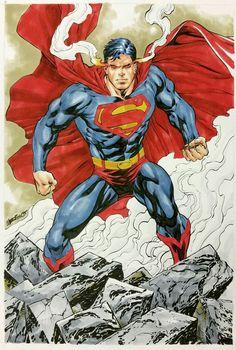Superman by Jesus Merino