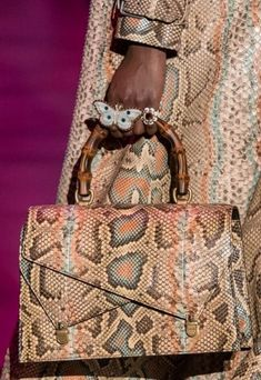 Le Borse Gucci autunno inverno 2017 2018 si fanno in Tre