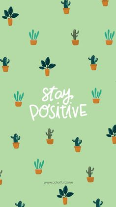 Free Colorful Smartphone Wallpaper - Stay positive :) - - You always have a second chance to be happy. Here is a little daily help, enjoy your life now.