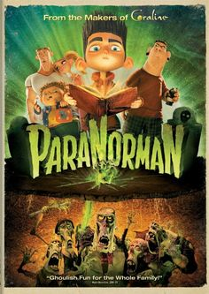 ParaNorman movie available on Blu-ray, DVD, Digital HD and On Demand from Universal Pictures Home Entertainment. Watch ParaNorman trailers and video and find out where to buy or view the ParaNorman movie. Family Movies, New Movies, Movies To Watch, Good Movies, Disney Movies, Halloween Movies, Scary Movies, Holidays Halloween, Cartoon Movies