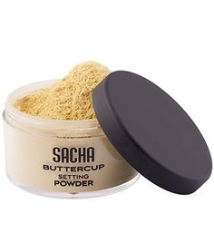 BUTTERCUP POWDER. No ashy flashback in selfies and photos. Flash-friendly loose face powder for medium to deep skin tones. 1.0 oz $20.00