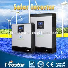 Prostar 3kw Hybrid Solar Inverter Without Battery
