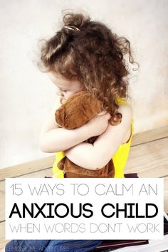 Do you have an anxious child? These tips are so helpful!