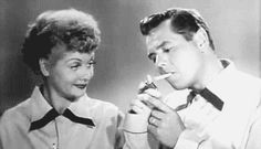 """Lucy ♥ Desi """"You are home"""""""