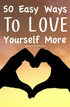 Love yourself first and everything else falls in line!  Sometimes hard to do- but so important.