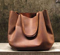 Double Strap Shoulder Bag / HIDDENGEMstudio