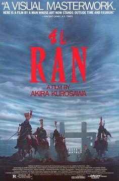 Ran 1985 film