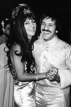 Photo Clips : Sonny And Cher Bono