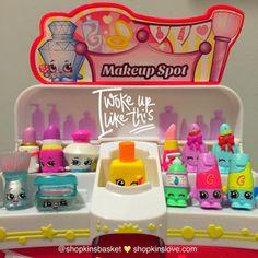 Make-up Spot.  #shopkins #shopkinslove #spkfan  You can also follow @shopkinsmagazine