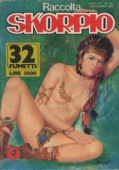 Fumetti EDITORIALE AUREA, Collana SKORPIO RACCOLTA n°161