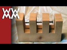 Impossible nail-through-wood trick. - YouTube