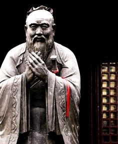 "Confucious - ""Real knowledge is to know the extent of one's ignorance."" ""Our greatest glory is not in never falling, but in getting up every time we do."""