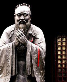 confucius says....