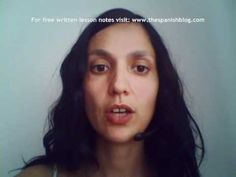 FREE Daily Spanish Lessons with native Spanish Teacher Laura Garrido Eslava