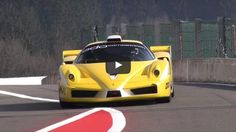 You'll Not Believe The Reason Why This Ferrari Enzo ZXX Is Not Allowed On Track Ferrari EnzoZXX Edo Competition – You won't believe why it is not allowed to be on the track. It is not because of some technical or safety issue, no…it is because it is way too loud for Spa Francochamps track! Apparently the Ferrari EnzoZXX Edo Competition is producing 142 decibels...