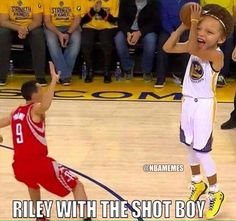 One day. #RileyCurry - http://nbafunnymeme.com/nba-memes/one-day-rileycurry