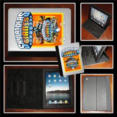 SKYLANDERS GIANTS IPAD (MINI) COVER (LEATHER)