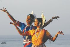 Odissi, a graceful classical dance form from the Eastern state of Odisha, owes its origin to the temple dances of the 'Devadasis'. #art #culture #india #dance #IncredibleIndia