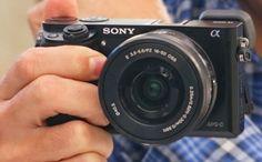 E-Mount-Kamera von Sony
