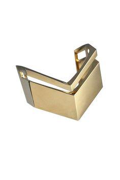 Moto Cuff - Gold