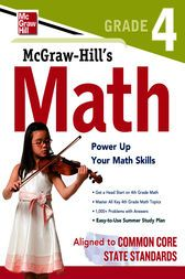 Buy, download and read McGraw-Hill Math Grade 4 ebook online in PDF format for iPhone, iPad, Android, Computer and Mobile readers. Author: McGraw-Hill Education. ISBN: 9780071775618. Publisher: McGraw-Hill Education. ***IF YOU WANT TO UPDATE THE INFORMATION ON YOUR TITLE SHEET, THEN YOU MUST UPDATE COPY IN THE 'PRODUCT INFORMATION COPY' FIELD. COPY IN THE 'TIPSHEET COPY' FIELD DOES NOT APPEAR ON TITLE SHEETS.***Fr