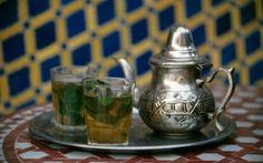 Morrocan tea