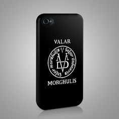 Game of Thrones: 11.Valar Morghulis iPhone and Samsung Phone Case