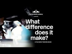 """#AdoftheWeek: """"Rocking the Red Bull brand"""", 26 March 2014: """"What Difference Does It Make: A Film About Making Music"""" from the Red Bull Music Academy."""