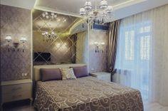 Спальня. Декоратор: Юлия Полухина
