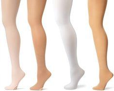 Ultra-soft transition tights will work for dance class, life.