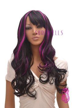 Purple Wig Amazon September 2017