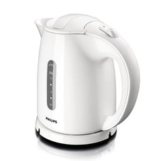 Philips Daily Collection Electric Tea Kettle, 220 Volts (Not for USA), Litre, White - Daily Buy Tips Filter, Voltage Converter, Philips, Heating Element, Shop Plans, Kitchenaid, Locs, Kitchen Appliances, Usb