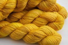 Alpaca/Merino/Silk –Sienna Yellows