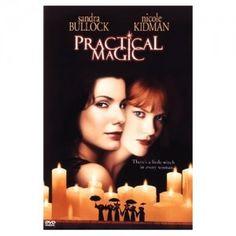 Favorite Hallowe'en time movie to watch...PRACTICAL MAGIC (with Sandra Bullock, Nicole Kidman, Aidan Quinn)