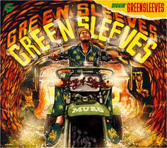 """Diggin' Greensleevesis a new mix CD by the Japanese """"King of Diggin"""", DJ Muro, featuring various Greensleeves tracks from his extensive vin..."""