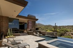 Pass Residence by Tate Studio Architects in Scottsdale, Arizona