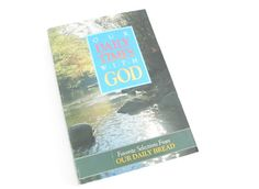 Our Daily Times with God Paper Back Book Daily by SandyLeesAttic, $5.00