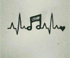 Music is heartbeat