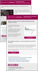 Email Marketing to Tweens ( Kids Ages 8-12): COPPA Loopholes, Demographics, Creative Samples | MarketingSherpa