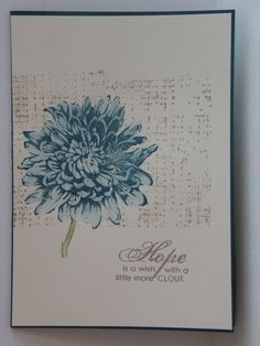 A Blooming Beauty | Stampin' Up! Demonstrator Barbara Williams ...