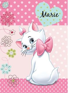 Acrylic blanket Marie Aristocats High quality, oryginal and licensed, warm and soft acrylic blanket… Disney Art, Disney Pixar, Kitten Drawing, Marie Cat, Acrylic Blanket, Kids Blankets, Cute Disney Wallpaper, Aristocats, Disney Pictures