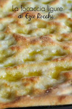 You searched for Focaccia ligure - Burro e Malla Gourmet Recipes, Cooking Recipes, Pasta Types, Flatbread Pizza, Salty Cake, Italian Recipes, Food Print, Love Food, Bagel Pizza