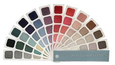Soft Summer Color Swatch Book by Indigo Tones, true to Sci\ART standards.