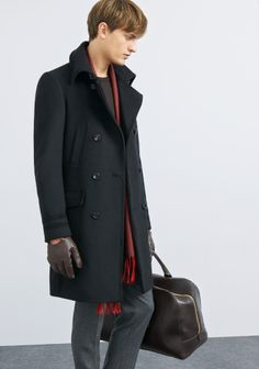 Zara Autumn/Winter 2013 November Suits Lookbook | SAMUEL JING