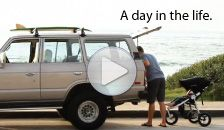 Video: A day in the life of Bumbleride families.