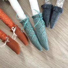 Little boots #doll #handmadedoll #dollmaker #dollmaking #heirloomdoll