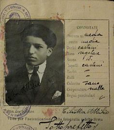 passport records that include cool photos of your ancestors
